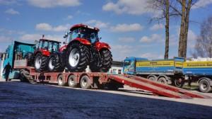 traktoriaus pasirinkimas