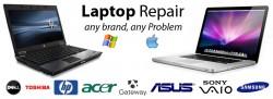Remontuoja nešiojamus kompiuterius